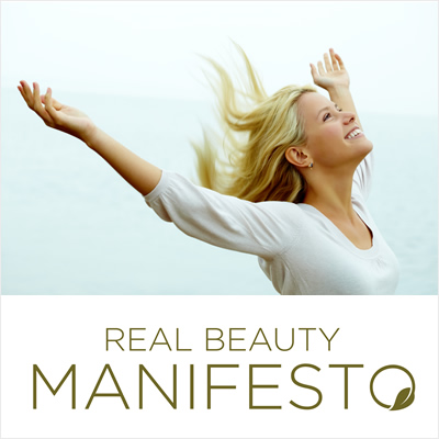 Permalink to:Real Beauty Manifesto